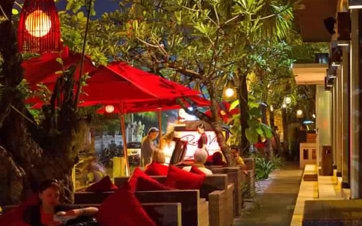 وصالة روسو فيفو - جولة داخل صالة طعام روسو فيفو في منتجع كوتا سيفيو