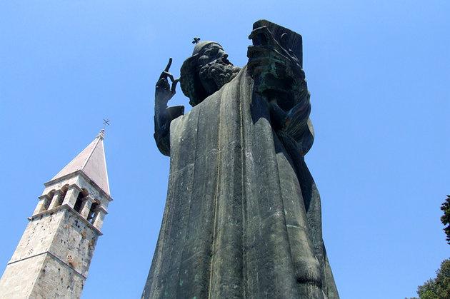 إيفان ميستروفيتش - اهم المعالم السياحية في مدينة سبليت