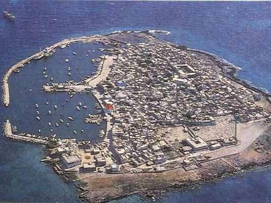 عن جزيرة ارواد - نبذة عن جزيرة ارواد