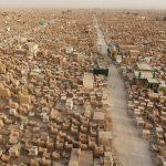 مقبرة وادي السلام أكبر مقبرة في العالم