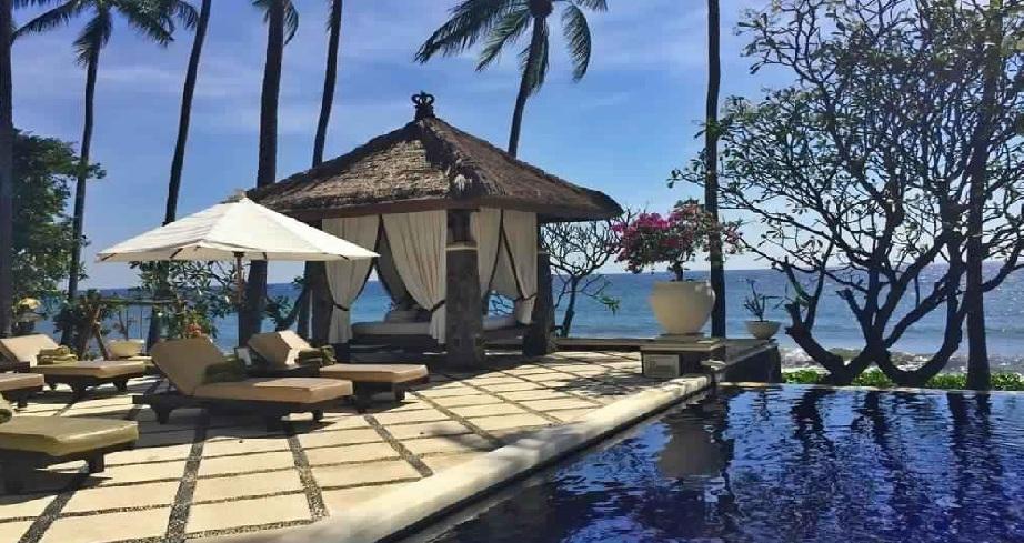 سبا فيلاج تيمبوك - اجمل 10 فنادق في كينتاماني ببالي