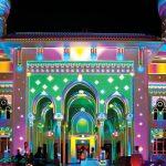 مهرجان أضواء الشارقة و أهم فعالياته