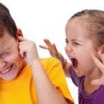 تحذير من نوبات الغضب لدى الأطفال