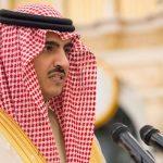 السيرة الذاتية للأمير بدر بن سلطان أمير منطقة الجوف
