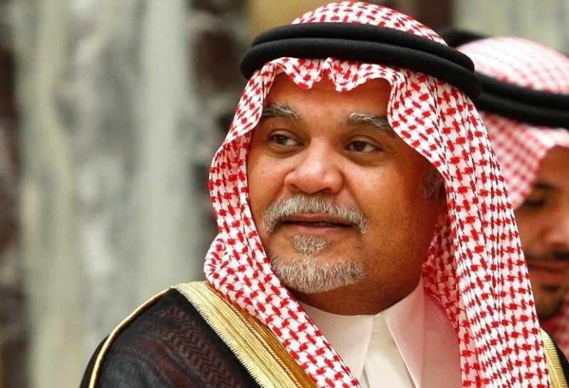 السيرة الذاتية لسمو الأمير بندر بن سلطان بن عبد العزيز آل سعود المرسال