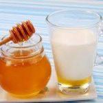 وصفة الحليب وعسل النحل لزيادة الوزن