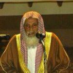 الشيخ علي بن محمد البكري شيخ قبيلة بني بكر