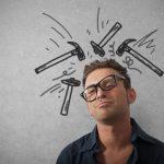علاج الصداع بالتدليك والمساج