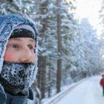 تأثير الطقس البارد على صحة الإنسان