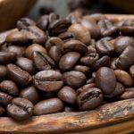 طحين القهوة الخالي من الجلوتين