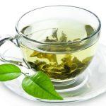 نسبة الكافيين في الشاي الأخضر