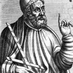 عالم الفلك والرياضيات كلاديوس بطليموس