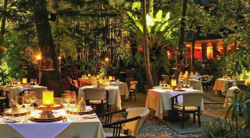 مطعم موزيك بالي - زيارة الى مطعم موزيك ببالي