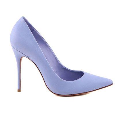 أناقة الألوان العصرية تزين الأحذية حذاء-لبني-1.