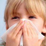 علاج حساسية الانف عند الاطفال بالاعشاب