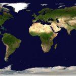 أخطاء فادحة في خريطة العالم