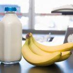 فوائد وأضرار رجيم الموز والحليب
