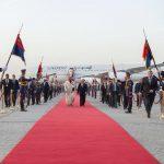سمو الأمير محمد بن سلمان يفتتح منتجع الفرسان بمصر