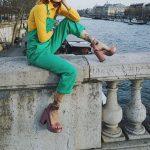 أحدث تصاميم أزياء المصممة العالمية Miranda Makaroff