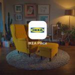 تطبيق IKEA Place للواقع المعزز لتجربة الاثاث قبل شرائه