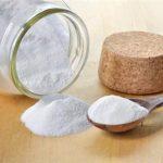 كيفية استخدام صودا الخبز في اخراج شظايا الجلد