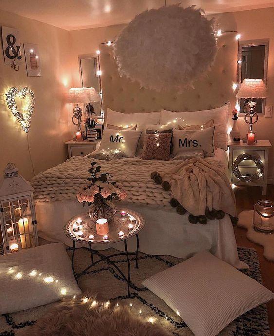 تصاميم رومانسية لغرف نوم حديثة غرفة-ابيض-1.