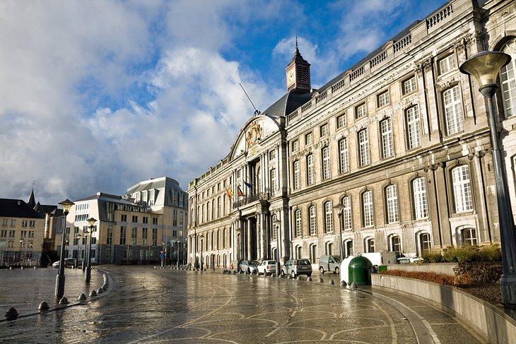 دي برينسس إيفيك - أهم الأماكن السياحية في مدينة لييج