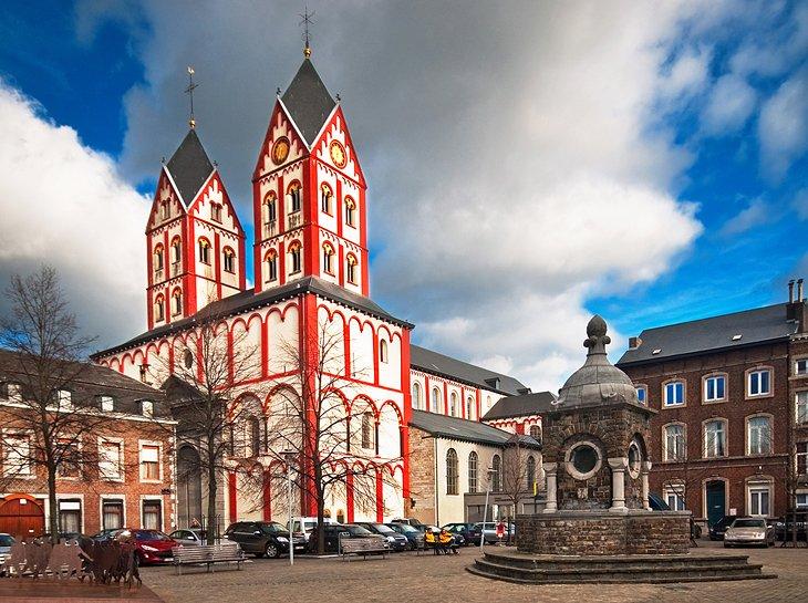 سانت بارتيليمي - أهم الأماكن السياحية في مدينة لييج