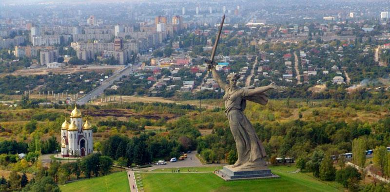 مدينة فولغوغراد