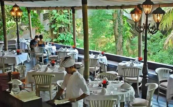 بريدجز بالي - اشهر المطاعم في منطقة اوبود