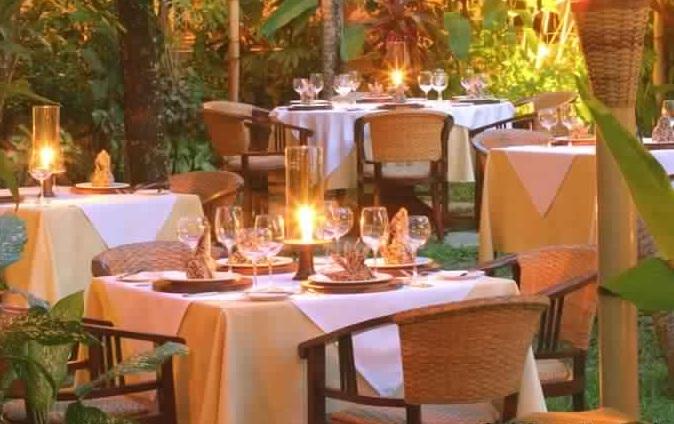 موزايك - اشهر المطاعم في منطقة اوبود