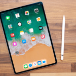 أبل تكشف عن ipad 9.7 2018 مع قلم Apple Pencil