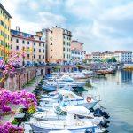 مدينة ليفورنو الايطالية بالصور