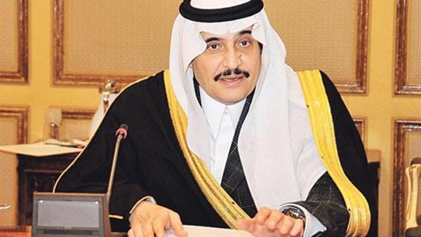 الأمير محمد بن فهد بن عبدالعزيز آل سعود