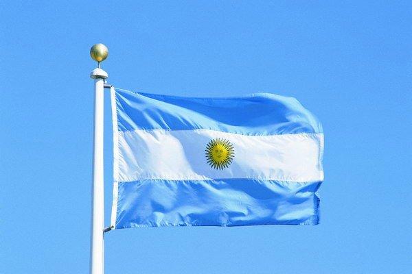 معنى ألوان علم دولة الأرجنتين   المرسال