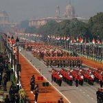 مراسم الاحتفال باليوم الجمهوري في الهند بالصور