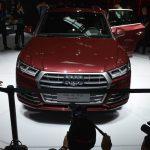 اودي تكشف للمرة الاولى عن Audi Q5 L 2019 بقاعدة اطارات طويلة