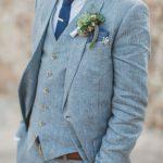 أناقة الرجل بالبدل الرجالية في ليلة الزفاف لعام 2018