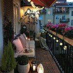 مجالس أكثر رومانسية و أناقة في التراس المنزلي