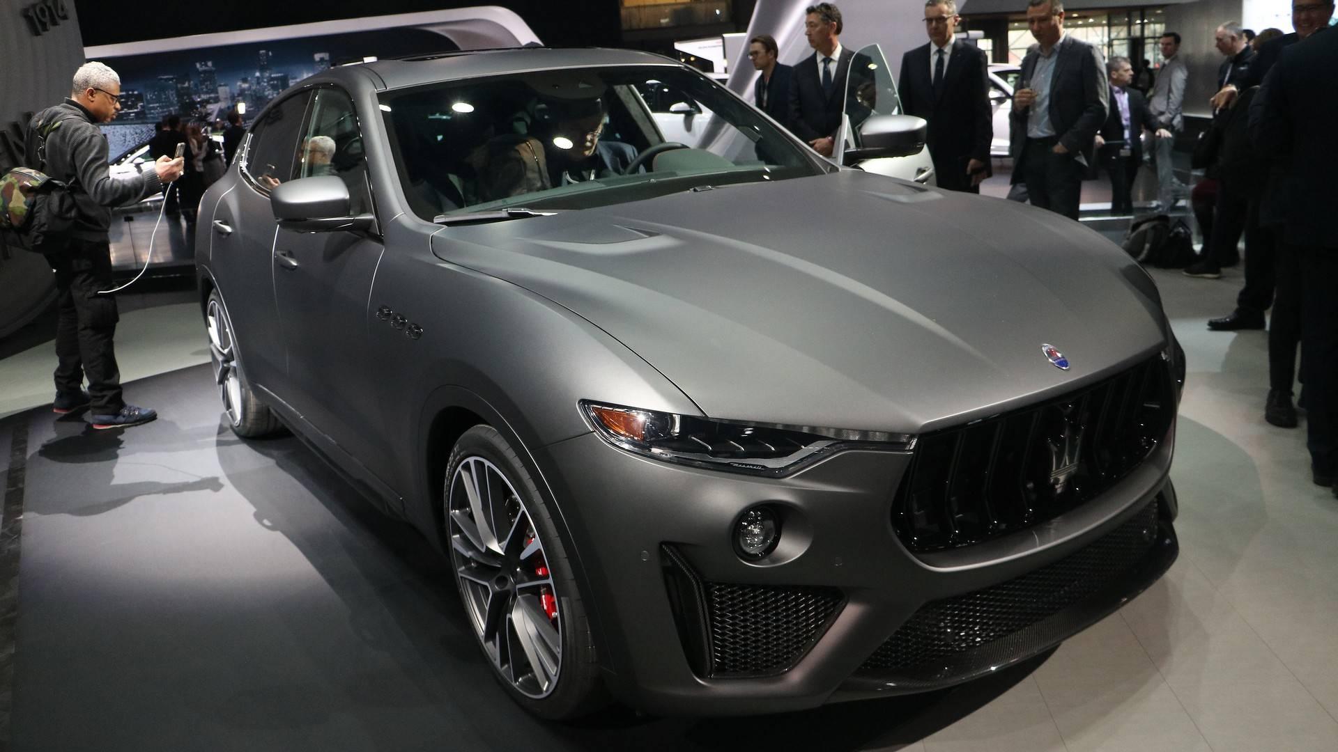 احدث اخبار السيارات 2018_مازيراتي ليفانتي