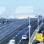 افتتاح جسور جديدة على شارع المطار بدبي