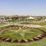 أجمل المتنزهات والحدائق في تبوك بالصور
