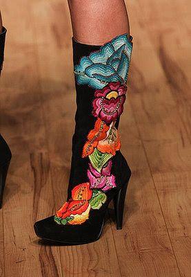 حذاء بورد