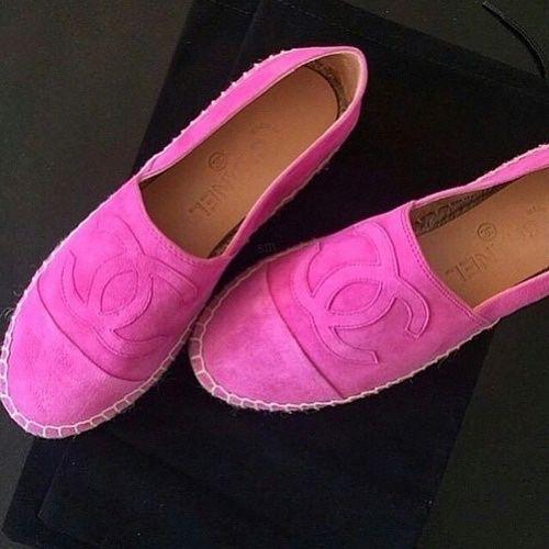 أحذية كاجوال رائعة للمرأة العصرية حذاء-فوشيا.