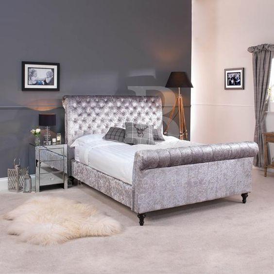 اجمل ديكورات سرير-فضي.jpg