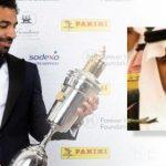 """رجل الاعمال """" فهد الروقي """" يهدي محمد صلاح ارض في مكة المكرمة"""
