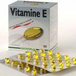 قدرة الجسم على امتصاص فيتامين E مع الزنك
