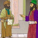 قصة الملك وزوجة خادمه فيروز