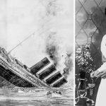 قصة فايوليت التي نجت من حوادث غرق ثلاث سفن