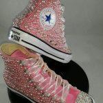 أحدث أحذية الكونفرس المطرزة للأطفال